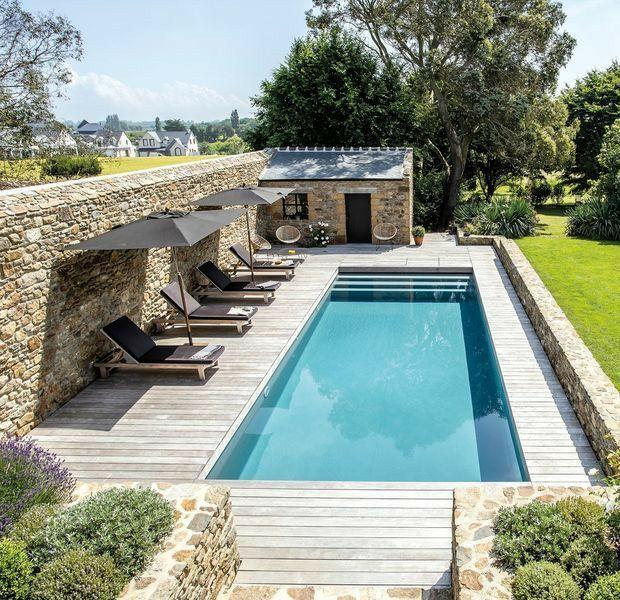 keep the pool cool