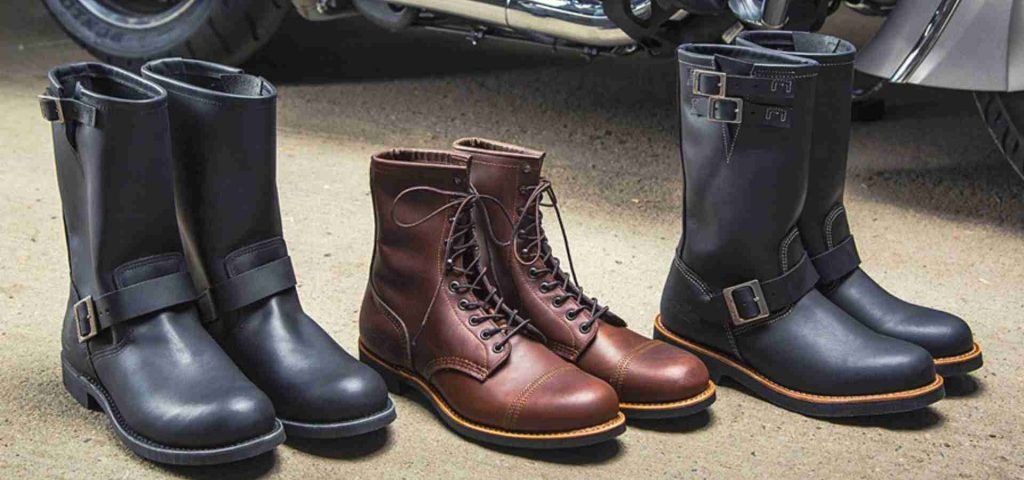 Motorcycle boots – benefits