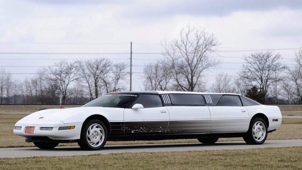 Hiring a Painter For a Limo Ride